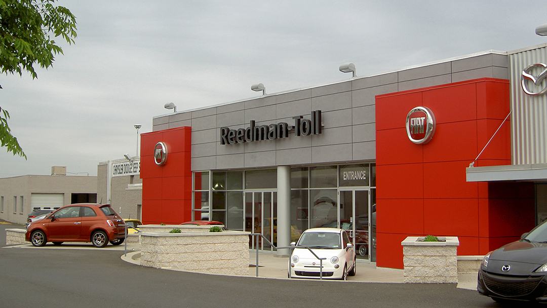 Reedman Toll Chevy >> Kd2 Architects Automotive